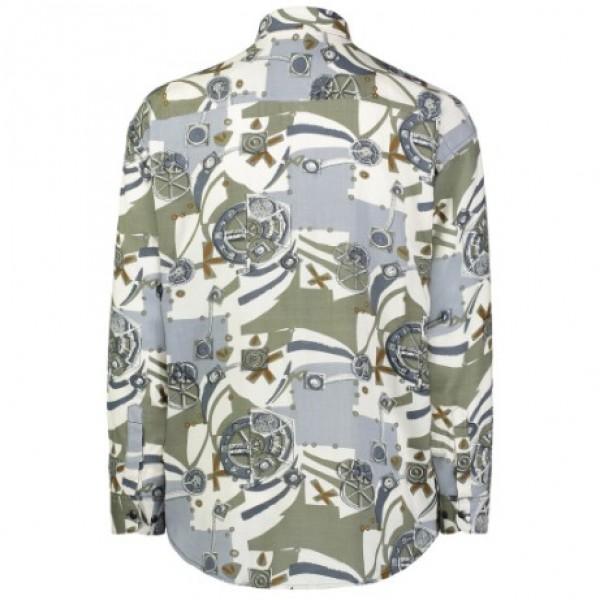 93c314194e11 Gentlemens Collection Men s White Elegant Tuxedo Shirt 1 8